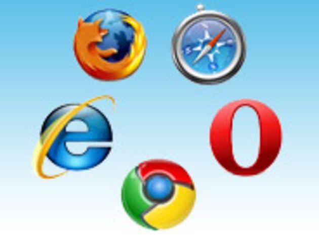 Navigateurs : Internet Explorer bientôt sous les 50% de parts de marché ?