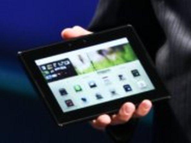CES 2012 - RIM annonce enfin un client de messagerie pour sa PlayBook