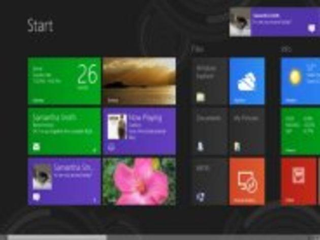 Windows 8 Consumer Preview : les dernières images de l'interface Metro