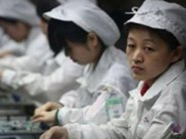 Foxconn : Apple demande une enquête sur les conditions de travail à une ONG