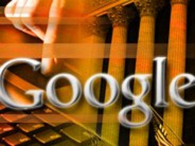 Règles de confidentialité : Google attaqué devant la justice