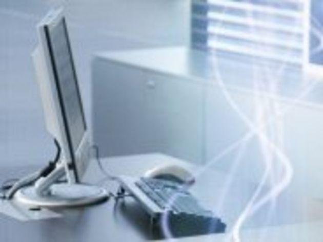 Coût annuel moyen d'un PC pour l'entreprise : entre 205 et 240 euros