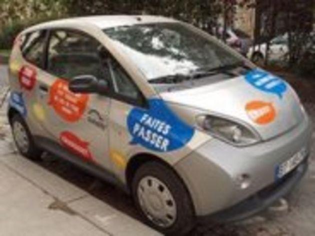 Autolib' : bientôt mille voitures électriques en circulation dans Paris