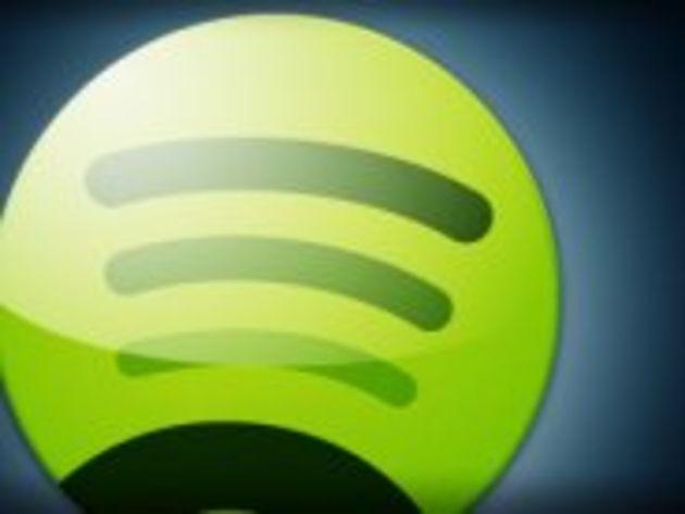 Spotify déverrouille l'écoute gratuite… mais pas en France