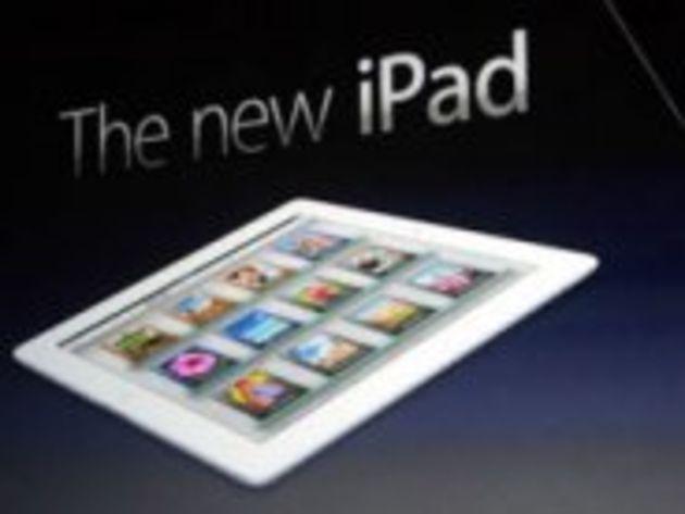 Sortie du nouvel iPad : les changements sont à l'intérieur