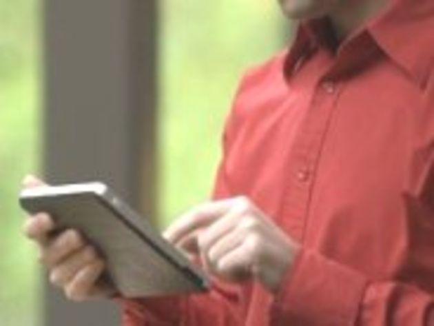 L'utilisateur de tablette est d'abord un homme qui surfe à domicile