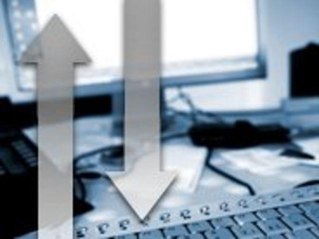 Fibre optique : les débits moyens des opérateurs en baisse
