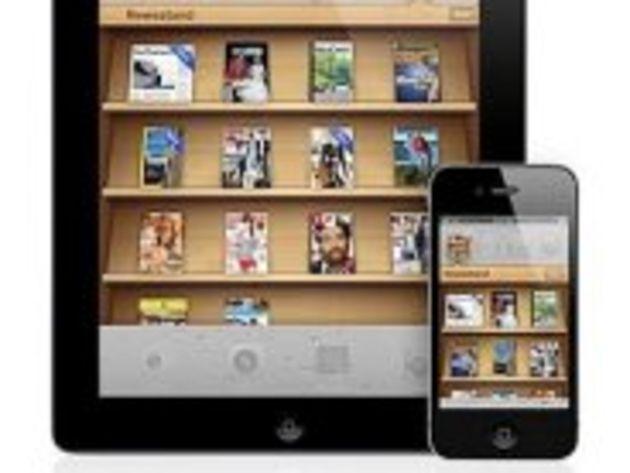 Presse numérique : Lagardère opte pour Apple plutôt qu'ePresse