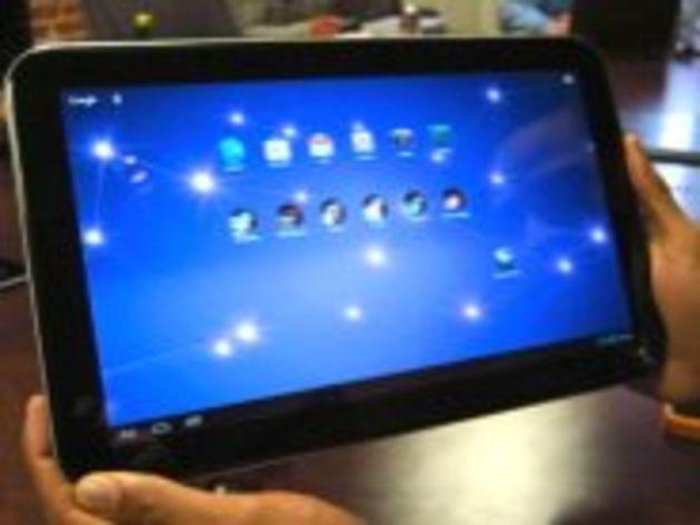 Toshiba voit grand avec l'Excite, une tablette 13 pouces