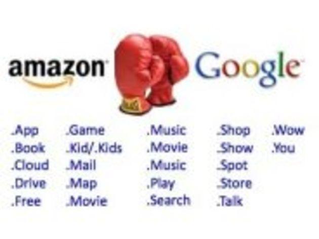 gTLD : Google et Amazon s'affrontent pour les nouvelles extensions