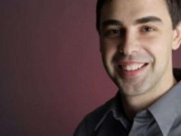Absent de Google I/O, le PDG Larry Page rassure sur son état de santé
