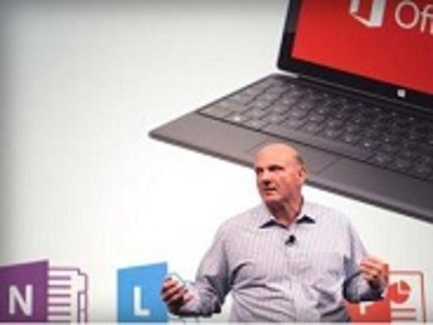 Microsoft dévoile le nouvel Office