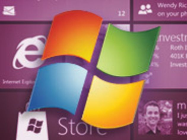 Windows 8 Pro en version mise à jour à 39,99 dollars