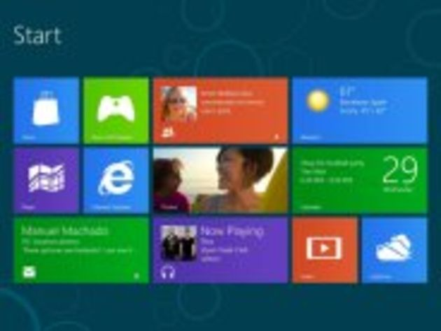 Microsoft officialise les dates de sortie de Windows 8