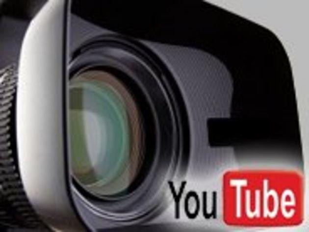 YouTube : 13 chaînes TV lancées en France en octobre