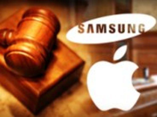 Brevets : Apple s'en prend aussi aux Galaxy S3 et Galaxy Note