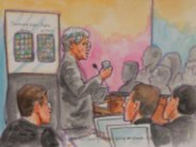 En images, les principales preuves avancées par Apple contre Samsung