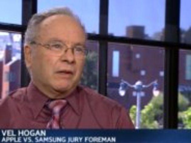 Procès Apple-Samsung : le président du jury défend le verdict