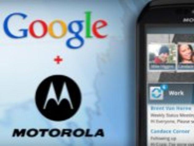 Google s'apprête à licencier 20% des salariés de Motorola