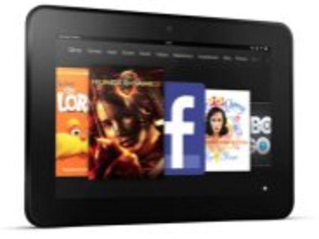 Amazon : les nouveautés Kindle Fire en images