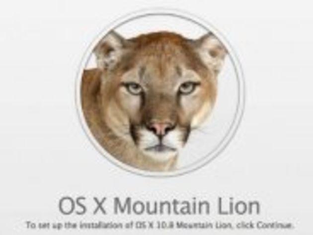 Apple : OS X Mountain Lion provoquerait de nombreux dysfonctionnements