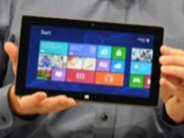 Le P-DG d'Acer voit d'un mauvais œil la tablette Surface de Microsoft