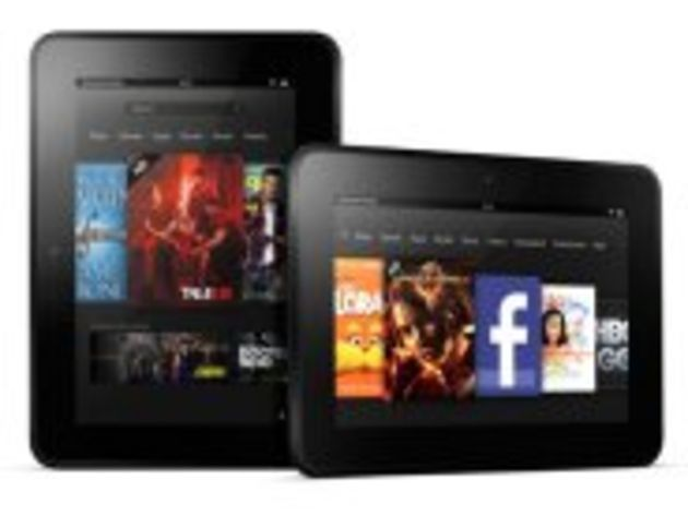 Amazon : les nouvelles tablettes Kindle Fire disponibles en France avec le Cloud Player