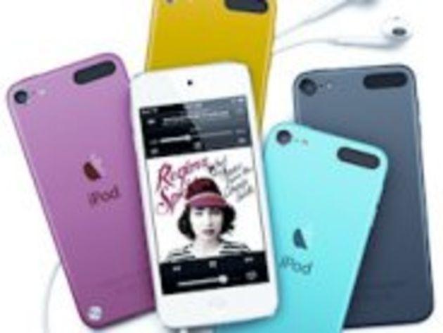 Les autres nouveautés Apple : iTunes et les iPod nano et touch