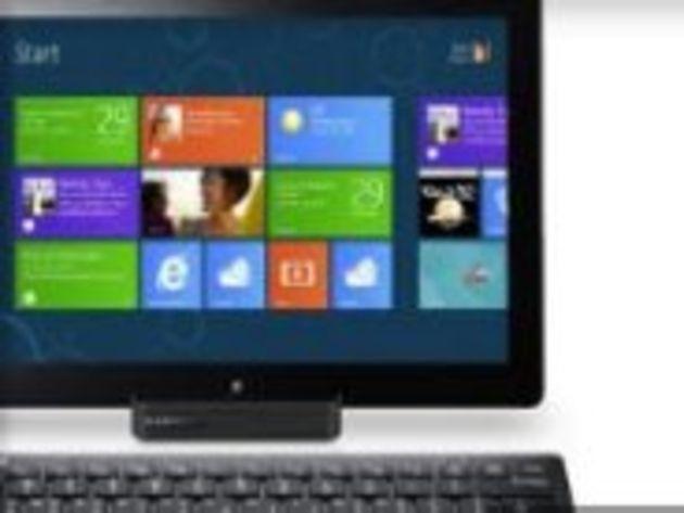 Windows 8 contribuera-t-il à relancer le marché des PC ?