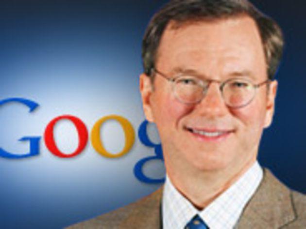 Taxe Google : Eric Schmidt va rencontrer Hollande et plusieurs ministres