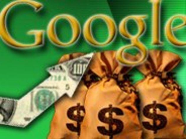 Google devrait 1 milliard d'euros au fisc français