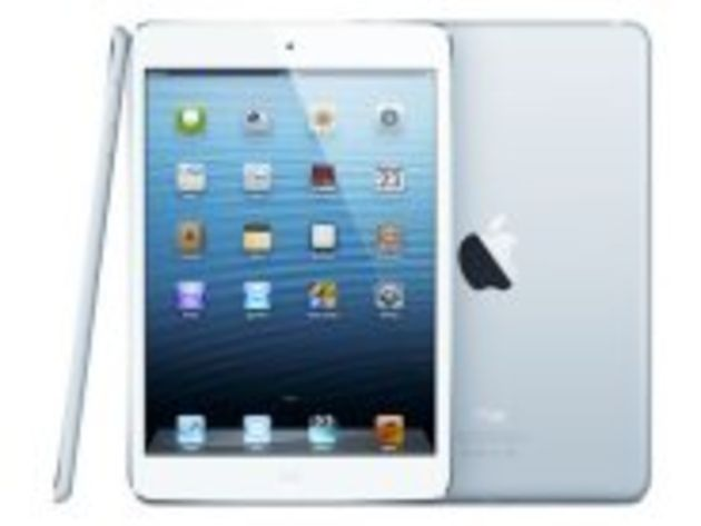 Apple officialise l'iPad mini à 339 euros et lance l'iPad 4