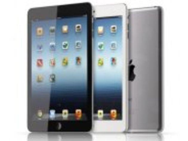 iPad Mini : 8 versions et un premier prix à 249 euros