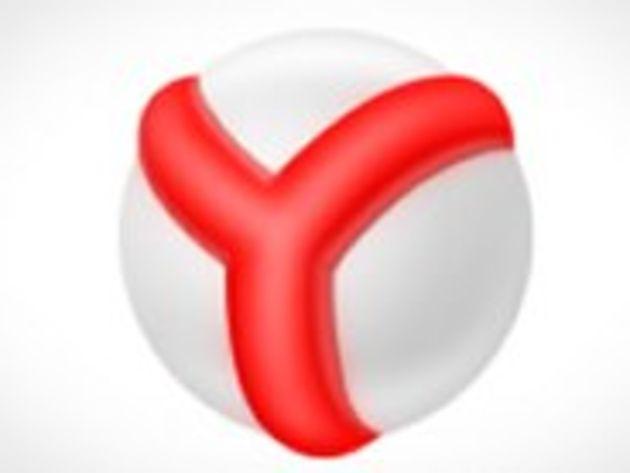 Navigateur russe Yandex : le goût de Chrome, l'aspect de Chrome...
