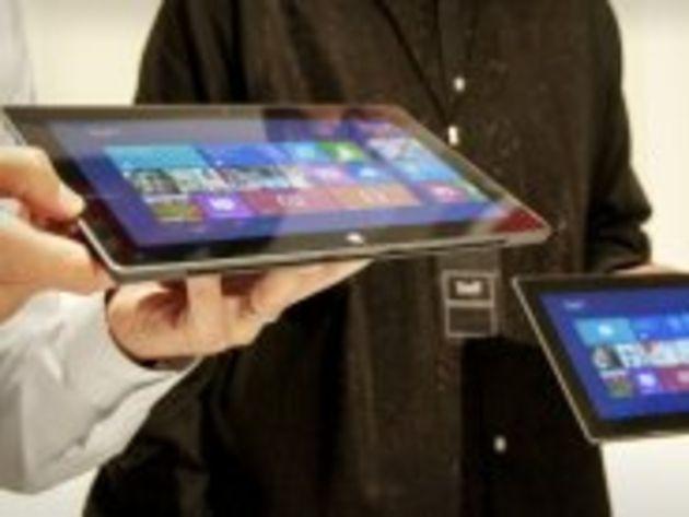 Windows RT : Surface RT et les premières tablettes concurrentes
