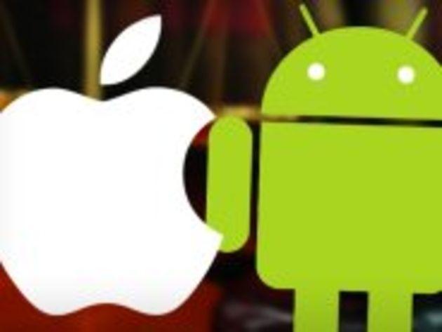 Tablettes : l'iPad d'Apple bousculé par les modèles Android
