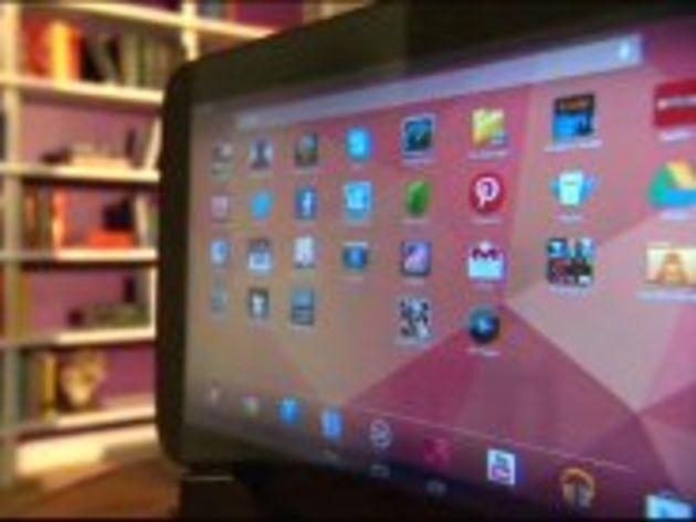 Google Nexus 10 : l'alternative la plus prometteuse à l'iPad