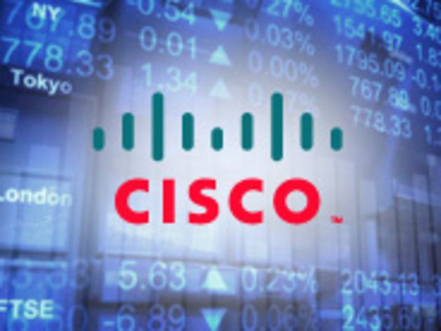 Cisco : un mot de passe statique traînait encore
