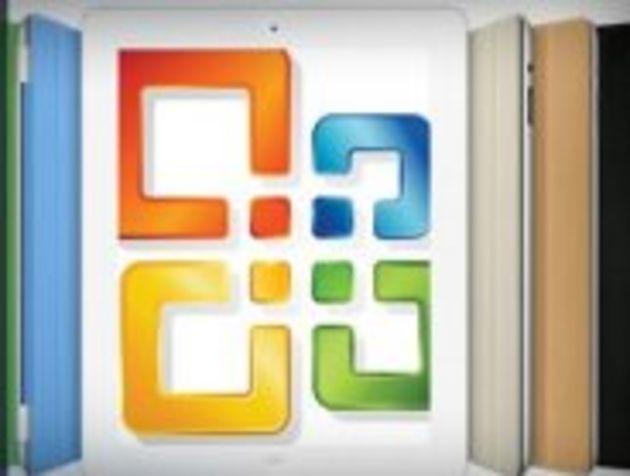Office pour Android et iOS lancés début 2013