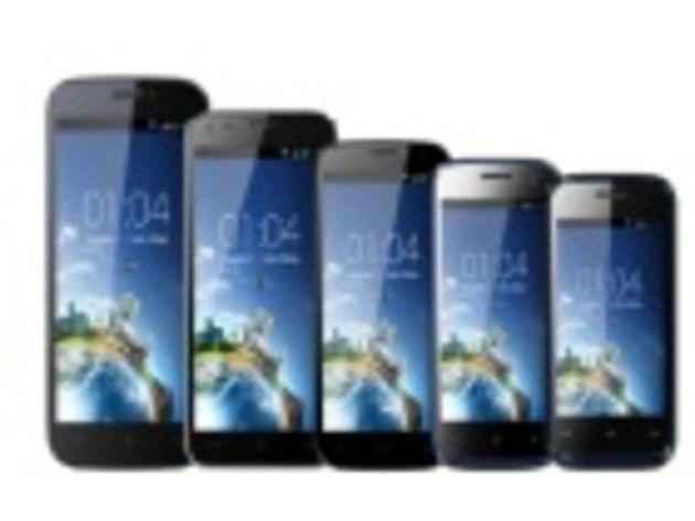 Smartphones : Kazam veut sa place dans le marché français du low-cost