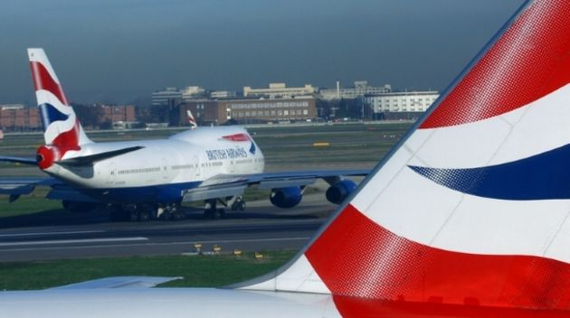 Amende record pour British Airways