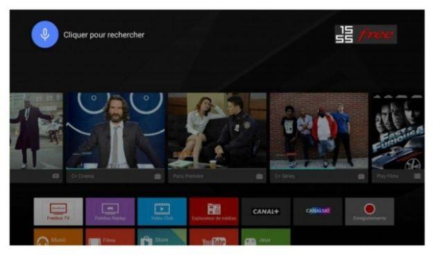 Google publie une preview d'Android11 pour AndroidTV