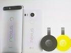 Nouveaux Nexus, tablette Pixel C, Chromecast au menu des annonces Google