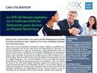 Hôpital Numérique : le CHU de Nantes capitalise sur le Software Defined Datacenter