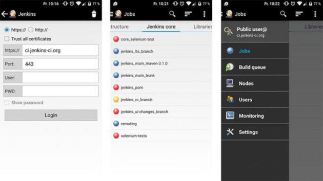 Quelles applications mobiles pour les DSI nomades ?
