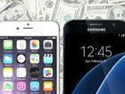 Smartphones -Samsung et Apple raflent le cash, mais moins sereinement