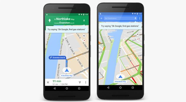 Google Maps : la signalisation des incidents arrive sur iOS