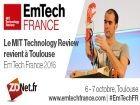 Salon EmTech : 5 tickets gratuits pour les lecteurs de ZDNet