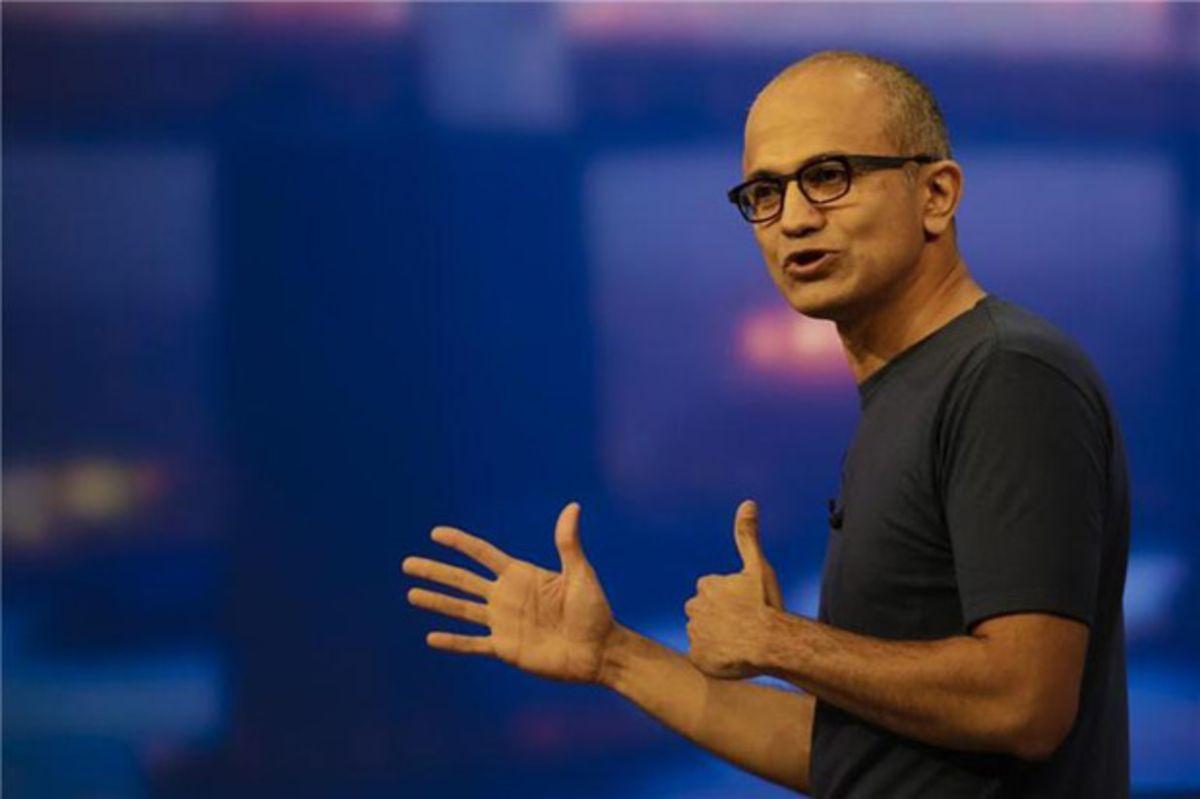 Microsoft nomme Satya Nadella à la présidence du conseil d'administration