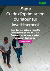 Guide d'optimisation du ROI de votre ERP: Vos coûts opérationnels réduits de près de 73%